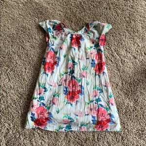 Floral Gap kids dress!